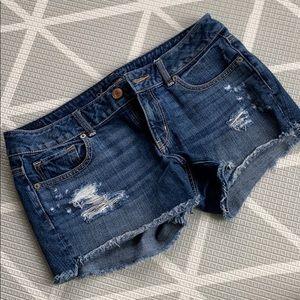 AE Jean shorts size10